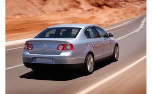 Husa auto dedicat Volkswagen Passat B6 2005-2010 PREMIUM Cod:Y01NR