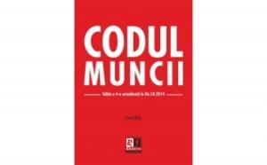 Codul Muncii.