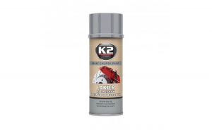 Vopsea spray etrier argintiu 400 ml, K2