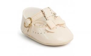 Balerini bebe bej cu catarama si fundita Pimpolho PP16017 Bej