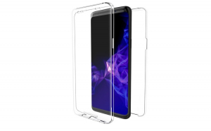 Husa Samsung Galaxy S9 Flippy Full Tpu 360 Transparent