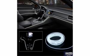 Fir cu lumina ambientala pentru masina, Cadouri Craciun, Inspiratie pentru tine