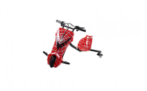 Tricicleta electrica Drift Spiderman 360