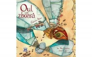 Oul care zboara - Constantin Brancusi , autor Ioan Mihai Cochinescu