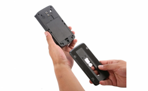 Video interfon wireless cu sonerie