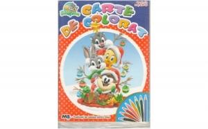 Baby Looney Tunes - Carte de colorat nr. 3