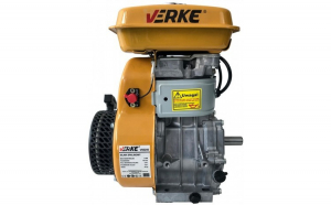 Motor termic 4 timpi 5CP diametru arbore 20mm VERKE EY20 V60250, benzina