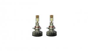 Set becuri H3 cu LED F2 chip led TAIWAN Putere: 30W - 4800 lumen 6000k Voltaj: 12-24V