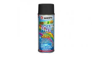 Vopsea mata Spray RAL 7016 gri