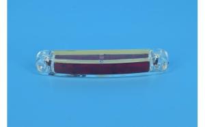 Lampa laterala cu LED 12-24V ROSU L1031158