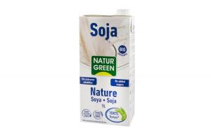 BAUTURA DE SOIA BIO, NATUR, 1L NATUR GREEN