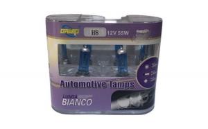 Set 2 Bec Auto 12V,55W H8 Halogen, White