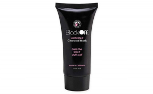 Masca neagra puncte negre Black Mask Black Off 82 ml, carbune de bambus