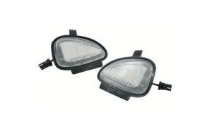 Lampi LED Undermirror VW Golf 6, Golf 6