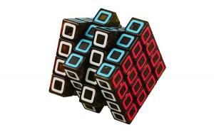 Cub Rubik 4x4x4  Qiyi Dimension, 197CUB
