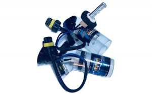 Set Bec Xenon H3- 4300K, Rolinger HID,