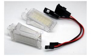 Lampi cu LED Portiera/Picioare VW, SEAT,