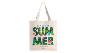 Traista din bumbac pentru vara, Promotii racoritoare, Fashion
