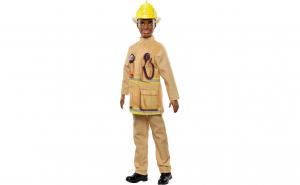 Papusa Barbie baiat, Ken pompier
