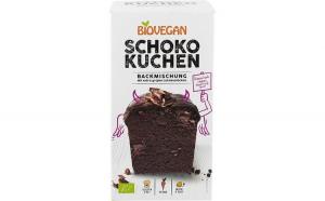Premix bio pentru prajitura cu ciocolata, 380g Biovegan
