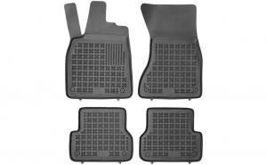 Covoare / Covorase / Presuri cauciuc stil tip tavita AUDI A7 I 2010-2017 Sportback - REZAW PLAST