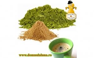 Cafea verde macinata cu gust special de Ghimbir - 1kg