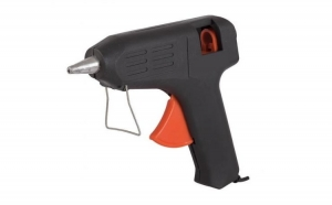 Pistol de lipit profesional cu silicon  pt reparat diferite obiecte/mobila/jucar