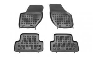 Set covorase cauciuc stil tavita negru Volvo V40 03.12 rezaw