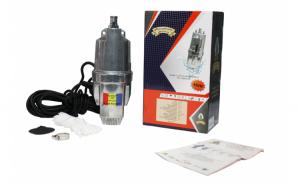 Pompe apa submersibila, pe vibratie VMP80 450W cu 2 sorburi