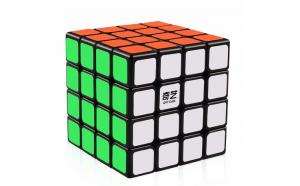 Cub Rubik 4x4x4 QiYi Black, 47CUB