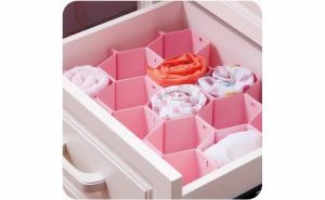 Organizator multicolor universal pentru sertar