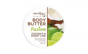 Body Butter Fusion - Coconut & Sweet Lime