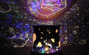 Proiector astronomic de tavan, Star Master - Lampa de veghe, la doar 25 RON in loc de 79 RON