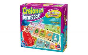 Creionul fermecat D-Toys + Puzzle 24