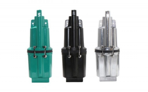 Pompe apa submersibila, pe vibratie