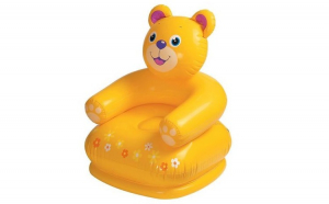 Scaun gonflabil pentru copii Intex, 75 x