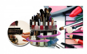 Organizator cosmetice 360  Rotating Organizer