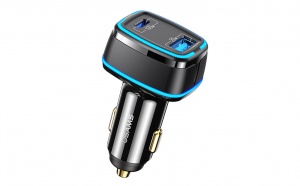 Incarcator Auto  Super Fast Charger 120W