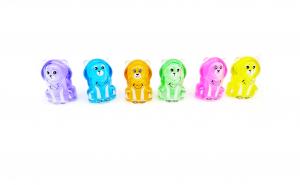 Set 6 Gelatina leu multicolora
