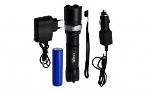 Lanterna SWAT LED 3W CREE Q5 Metalica