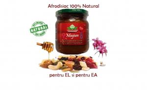 Afrodisiac 100% Natural pentru El/Ea