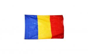 Steag de panza,Romania