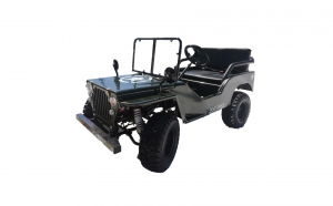 ATV Copii MIni-Jeep Willys  Army 125 cc