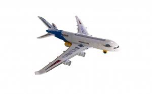 Avion 40 cm cu Sunete si Lumini