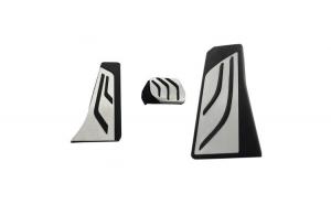 Ornamente Pedale compatibil cu BMW Seria 5 F10 ( 2010+ ) BMW Seria 6 F12/13 ( 2012+ )