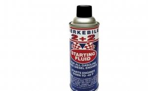 Spray pornire motor 2+2, 325 ml, la 26 RON