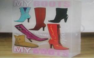 Cutie protectoare si rezistenta pentru cizme