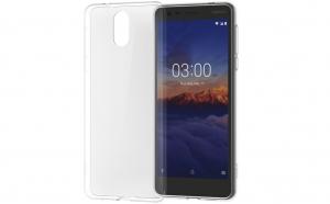 Husa silicon, transparenta, Nokia 3.1 Plus 2018