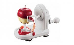 Curatator manual de mere la numai 49 RON redus de la 99 RON