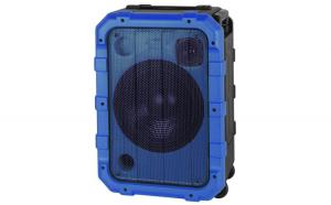 Boxa portabila cu Bluetooth XF 1300 Beach, 80W, albastru, Trevi